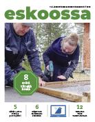 Eskoossa-lehden 1/2020 kansikuva